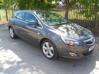 2012 VAUXHALL ASTRA 1.6 SRI 5d 113 BHP £4995.00
