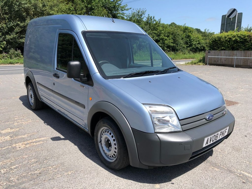 USED 2008 08 FORD TRANSIT CONNECT 1.8TDCi T230 LWB HIGH ROOF