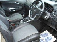USED 2013 62 VAUXHALL ANTARA 2.2 EXCLUSIV CDTI 4WD S/S 5d 161 BHP