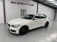 USED 2016 65 BMW 1 SERIES 1.5 116D SPORT 5d 114 BHP 1 owner! £30 road tax!