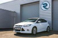 USED 2013 13 FORD FOCUS 1.0 ZETEC S S/S 5DR