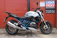 USED 2017 66 BMW R1200 R *3mth Warranty, Nice Extras, Finance Available* A Cracking Low Mileage FDSH R1200R ! Finance And Delivery Available.