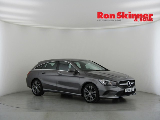 View our 2016 66 MERCEDES-BENZ CLA 2.1 CLA 220 D SPORT 5d AUTO 174 BHP with Panoramic Sun Roof