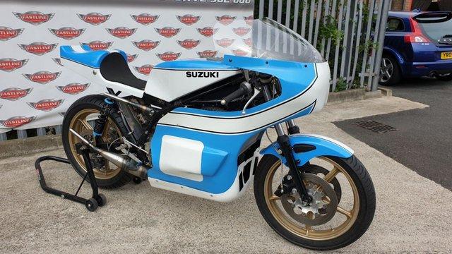 Used Suzuki bikes in Preston from Fastline Superbikes Ltd