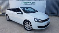 USED 2013 13 VOLKSWAGEN GOLF 2.0 SE TDI BLUEMOTION TECHNOLOGY 2d 139 BHP