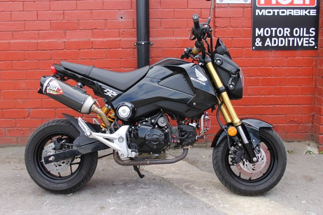 2014 14 HONDA MSX 125cc Grom