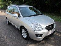 2010 KIA CARENS 2.0 LS CRDI 5d 139 BHP £4990.00