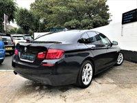 USED 2010 60 BMW 5 SERIES 2.0 520D M SPORT 4d 181 BHP
