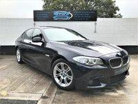 2010 BMW 5 SERIES 2.0 520D M SPORT 4d 181 BHP £6990.00