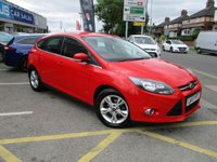 USED 2013 13 FORD FOCUS 1.6 ZETEC TDCI 5d 113 BHP Very Economical to Own & Run