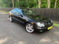2006 MERCEDES-BENZ CLK 2.1 CLK220 CDI AVANTGARDE 2d AUTO 148 BHP £3995.00