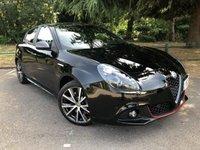 USED 2017 17 ALFA ROMEO GIULIETTA 1.7 TBI VELOCE TCT 5d AUTO 240 BHP LOW MILEAGE STUNNING EXAMPLE