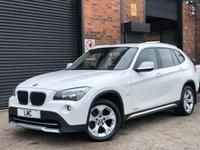 USED 2011 11 BMW X1 2.0 XDRIVE18D SE 5dr 141 BHP