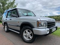 2003 LAND ROVER DISCOVERY 2.5 TD5 S 5d 136 BHP £3500.00
