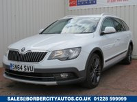 USED 2014 64 SKODA SUPERB 2.0 TOUR DE FRANCE TDI CR 5d 138 BHP DEALER FULL SERVICE HISTORY