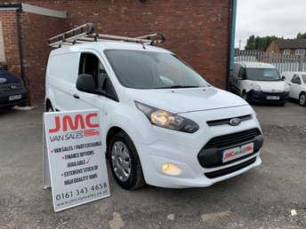 2016 FORD TRANSIT CONNECT 1.6 240 TREND  95BHP 1 OWNER FROM NEW FULL SERVICE HISTORY £8695.00