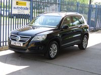 USED 2011 61 VOLKSWAGEN TIGUAN 1.4 MATCH TSI BLUEMOTION TECH Bluetooth Front & rear park sensors Finance arranged Part exchange available Open 7 days