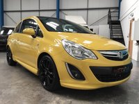 2011 VAUXHALL CORSA 1.2 LIMITED EDITION 3d 83 BHP £2895.00