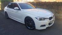 2016 BMW 3 SERIES 2.0 320I M SPORT 4d 181 BHP £16500.00