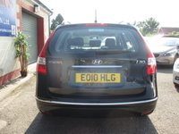 USED 2010 10 HYUNDAI I30 1.6 COMFORT 5d 124 BHP COOL BOX IN GLOVE COMPARTMENT