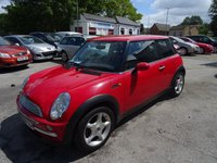 2003 MINI HATCH ONE