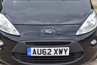 USED 2012 62 FORD KA 1.2 ZETEC 3d 69 BHP