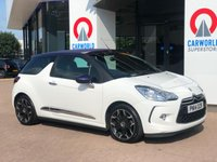 USED 2014 14 CITROEN DS3 1.6 E-HDI AIRDREAM DSTYLE PLUS 3d 90 BHP BLUETOOTH   17