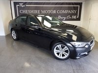 USED 2013 13 BMW 3 SERIES 2.0 316D SPORT 4d + PARKING SENSORS + UPGRADED ALLOYS