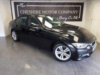2013 BMW 3 SERIES 2.0 316D SPORT 4d + PARKING SENSORS + UPGRADED ALLOYS £8775.00