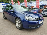 USED 2010 10 VOLKSWAGEN GOLF 1.6 BLUEMOTION SE TDI 5d 103 BHP 0%  FINANCE AVAILABLE ON THIS CAR PLEASE CALL 01204 393 181