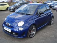 USED 2016 16 ABARTH 500 1.4 595 3d 138 BHP LOW MILEAGE WITH HISTORY