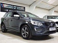 USED 2015 15 VOLVO XC60 2.4 D4 R-DESIGN NAV AWD 5d AUTO 178 BHP
