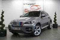 2010 BMW X6 3.0 XDRIVE40D 4d AUTO 302 BHP £13290.00