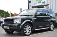 2009 LAND ROVER DISCOVERY 3.0 4 TDV6 GS 5d 245 BHP £9995.00