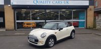 USED 2014 14 MINI HATCH COOPER 1.5 COOPER 3d 134 BHP  Every car sold is quality assured with an HPI check and thorough inspection. Find your perfect car and we'll deliver to your door, wherever you live in the UK -( Please contact us for a quote)