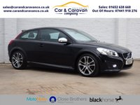 USED 2012 12 VOLVO C30 2.0 R-DESIGN 3d 143 BHP FULL SERVICE HISTORY 0 % DEPOSIT FINANCE AVAILABLE