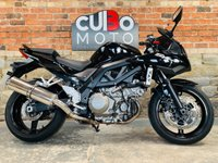 USED 2006 56 SUZUKI SV1000S K5 Carbon Can Company Exhausts