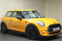 "USED 2014 64 MINI HATCH ONE 1.2 ONE 3d 101 BHP 16""ALLOYS+BLUETOOTH+PAN ROOF+1 KEEPER"