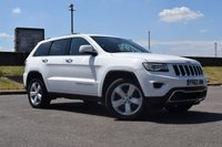 2013 JEEP GRAND CHEROKEE 3.0 V6 CRD LIMITED 5d AUTO 247 BHP £14748.00