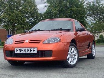 2004 MG TF 1.6 115 2d 114 BHP
