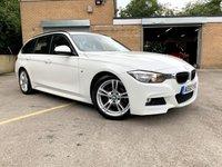 2013 BMW 3 SERIES 2.0 318D M SPORT TOURING 5d 141 BHP £10490.00