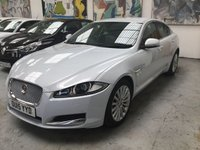 2015 JAGUAR XF 2.2 D LUXURY 4d AUTO 200 BHP £12500.00