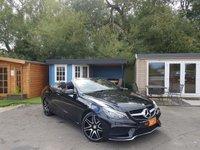 2014 MERCEDES-BENZ E CLASS 3.0 E350 BLUETEC AMG LINE 2d AUTO 255 BHP £18995.00