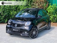 USED 2017 67 SMART FORFOUR 0.9 NIGHT SKY BRABUS XCXLUSIVE 5d AUTO 108 BHP