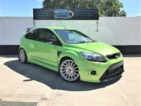 2009 FORD FOCUS 2.5 RS 3d 300 BHP £22990.00