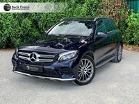 USED 2017 67 MERCEDES-BENZ GLC-CLASS 3.0 GLC 350 D 4MATIC AMG LINE PREMIUM PLUS 5d AUTO 255 BHP PANORAMIC SUNROOF
