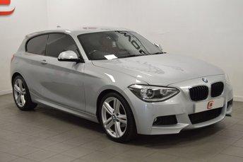 2013 BMW 1 SERIES 2.0 118D M SPORT 3d 141 BHP £8995.00