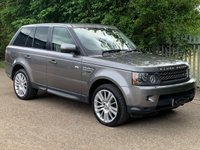 USED 2009 59 LAND ROVER RANGE ROVER SPORT 3.6 TDV8 SPORT HSE 5d 269 BHP  One Former Keeper