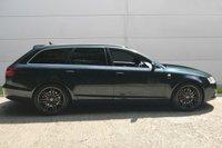 2008 AUDI A6 3.0 TDI QUATTRO S LINE LE MANS TDV 5d AUTO 229 BHP £9480.00