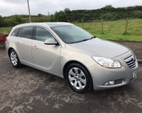 USED 2011 61 VAUXHALL INSIGNIA 2.0 SRI CDTI 5d 128 BHP 6 MONTHS PARTS+ LABOUR WARRANTY+AA COVER